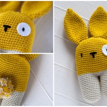 Spanish-English Crochet Rabbit Patterns