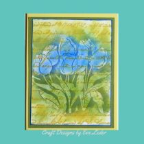 Mother's Day Tulip Card -- Free Card Making Tutorial