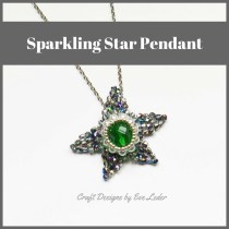 Beaded Star--FREE Beading Pattern