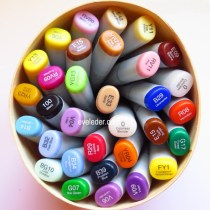 Copic Markers--an introduction for card makers.