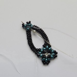 Two-Hole Bead Romance Bracelet--Fig. 11