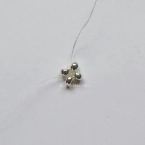 Two-Hole Bead Romance Bracelet--Fig. 1