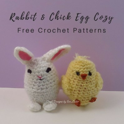 Crochet Egg Cozy Diy Craft Designs By Eve Leder