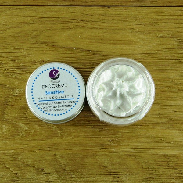 Evelia Kosmetik Deocreme Sensitive