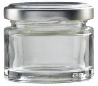 50 ml Glastiegel