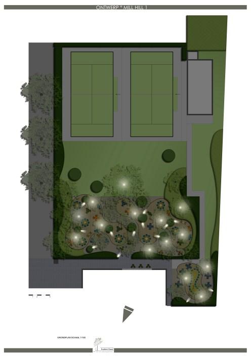 Avondsfeer Mill Hill -ontwerp1