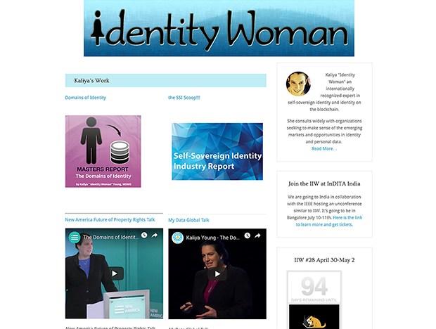 Portfolio Item — iwoman