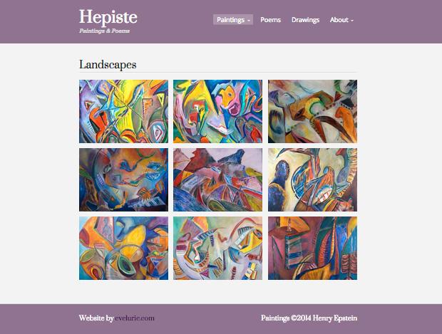 hepiste.com website screenshot