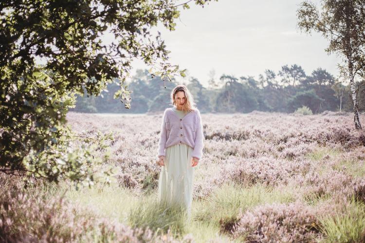 Professionele fotoshoot Sofie Vansteelant