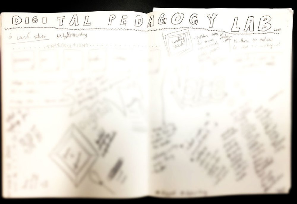Evelyn's Digital Pedagogy Lab Notes, Notebook