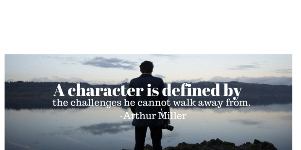 A character is defined by-2