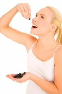 blueberries - superfood