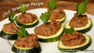 Chili-Spiced Kidney Bean Dip – Video
