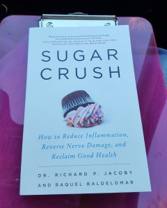 Sugar Crush:  How to Reduce Inflammation (Book Review)