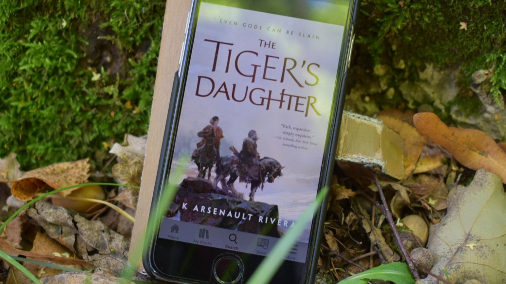 Review – The tiger's daughter