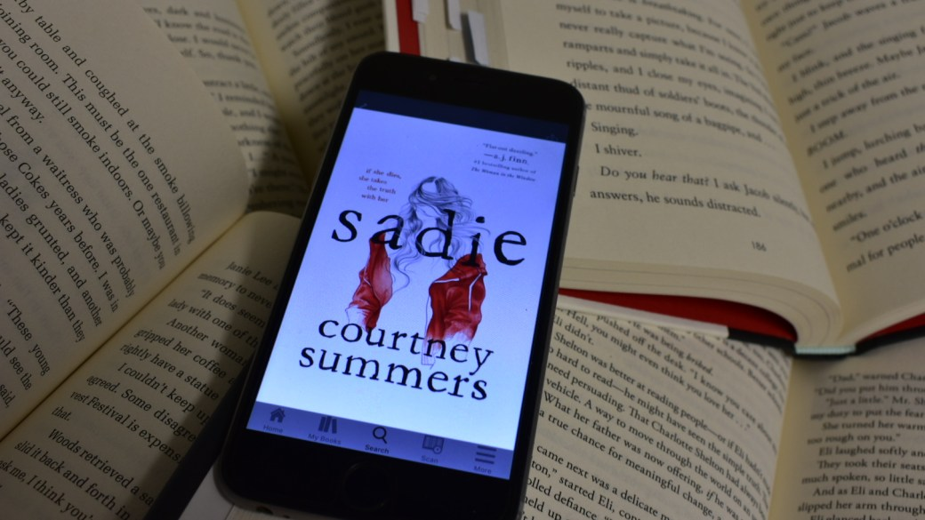 Review – Sadie – Amazing audiobook!