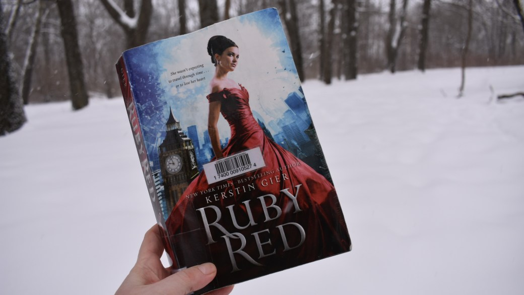 Review – Ruby red
