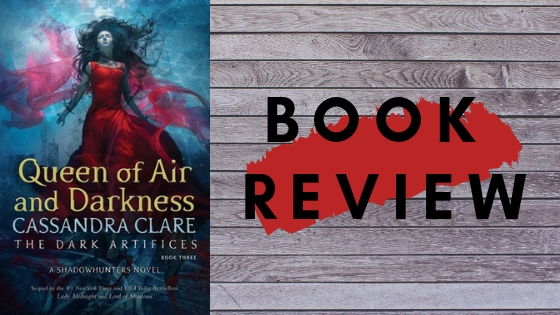 Queen of air and darkness – Review
