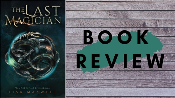 NEW FAVOURITE – The last magician (review)