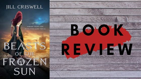 Beasts of the frozen sun – ARC review!