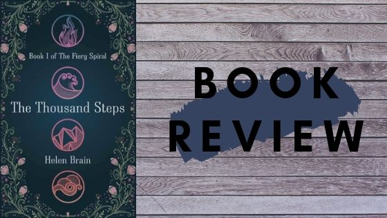 The thousand steps – ARC review