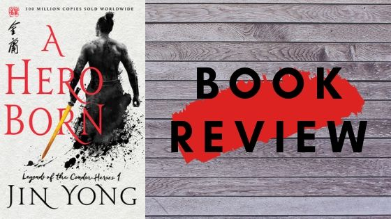 A Hero Born – DNF review!