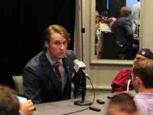 Ole Miss QB Bo Wallace was named to SEC Preseason Third-Team, as voted on by the media.