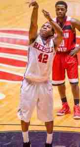 Stefan Moody is red-hot from the FT line, shooting 92.7 percent. PHOTO CREDIT: Bentley Breland