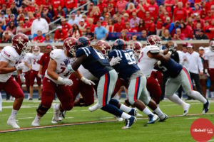 The Ole Miss defense