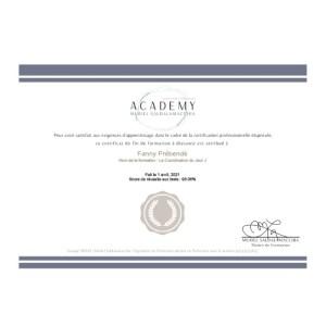 certificat coordination jour J