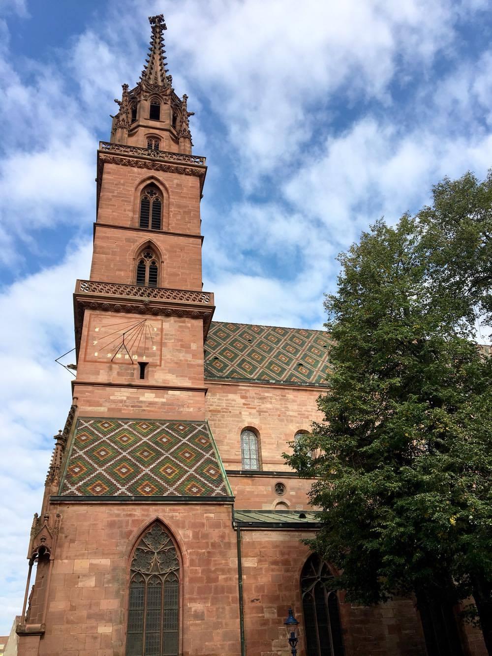 Basel church 2
