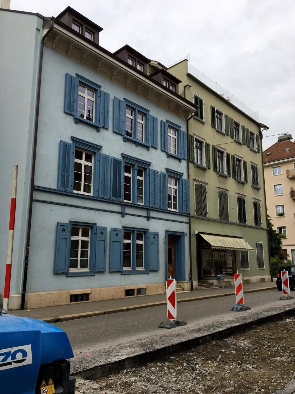 Basel houses 1