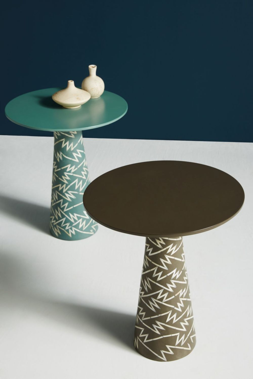 Anthropologie will be dropping a dreamy collection of furniture that have been designed by Bethan Gray this September. Welsh artist, Bethan Gray, is used to taking a hint from other cultures. Gray's previous collections have looked to the Islamic world and the architecture of Oman for inspiration. This September, her latest partner Anthropologie are releasing a new collection for which Gray was inspired by ancient Native American cultures, and it couldn't be more on trend! With a soft millennial palette of blush pink and mint green with marble, brass and velvet accents, the collection is an excellent fit with Anthropologie's stunning Instagram-friendly aesthetic.