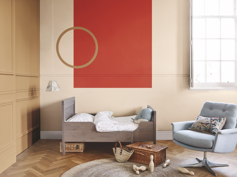 Dulux, the UK's leading paint brand, has revealed its coveted Colour of the Year for 2019, duly named Spiced Honey. Chosen by Dulux colour experts to reflect the new positive mood of the moment, Spiced Honey has a warm amber tone, inspired by the beauty and versatility of honey itself.