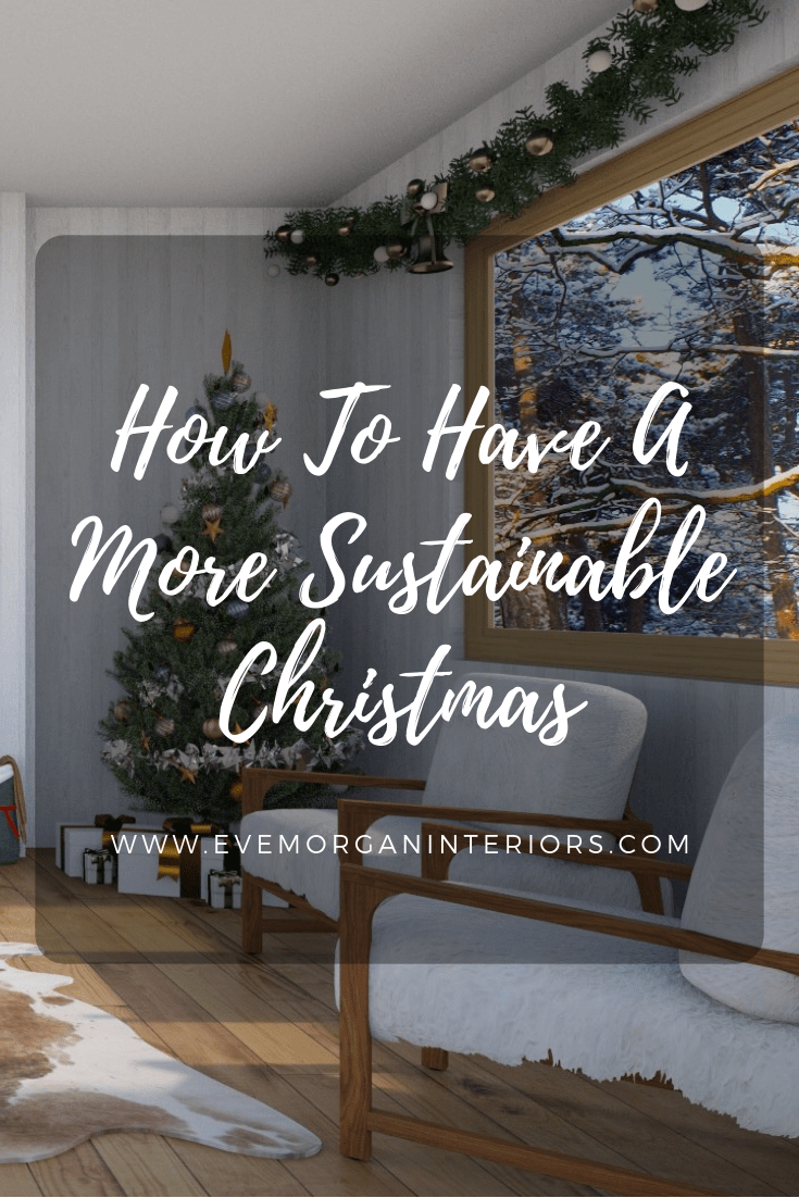 Christmas is a time of year that is typically bad for the environment. This is mostly due to excess waste, increased electricity use and transportation costs. However, there are lots of easy ways to make your Christmas more sustainable. Here are my top tips.