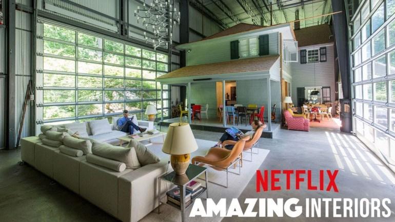 Netflix amazing interiors