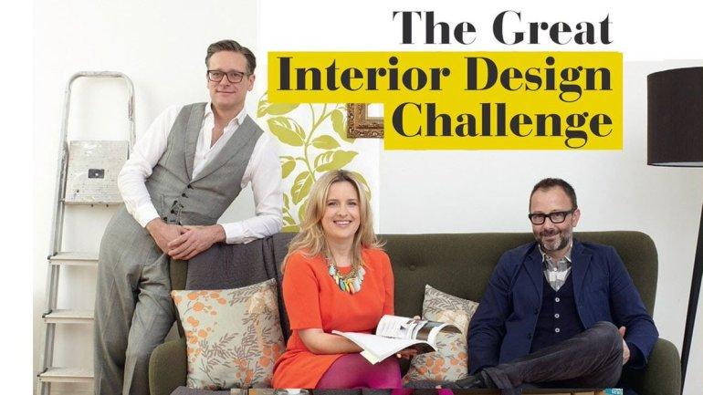 Netflix great interior design challenge