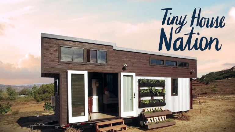 netflix tiny house nation