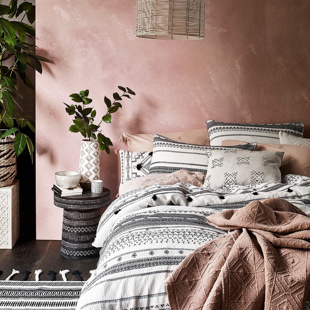Global influence bedroom