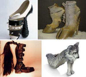 weird-collection-virtual-shoes