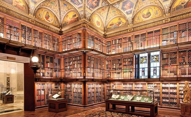 bibliotecaMorgan