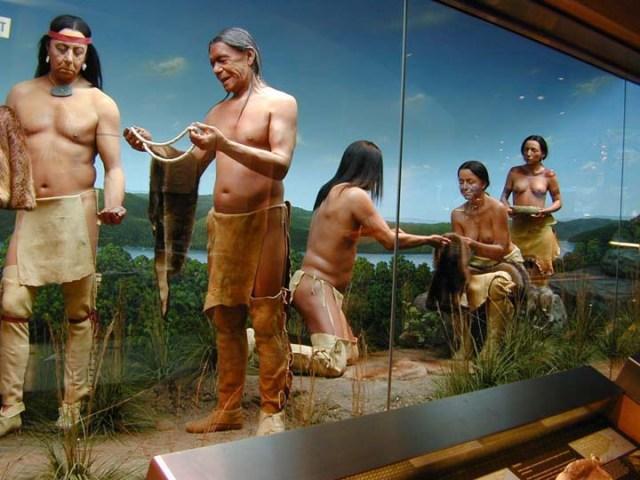 Mashantucket Pequot Museum