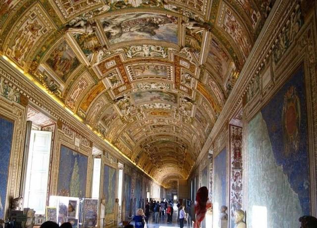 Vatican Museums tourism destinations