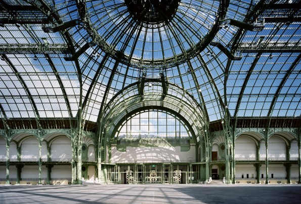 The Nave of The Grand Palais