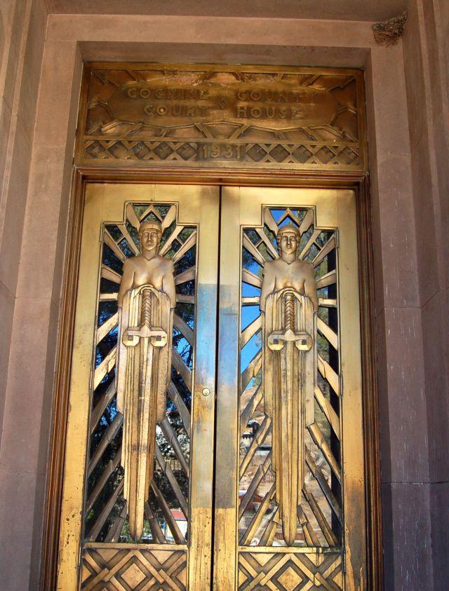 Cochise_County_Courthouse_Bisbee_Arizona_ArtDecoDoors