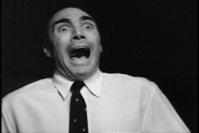 Darryl Screaming