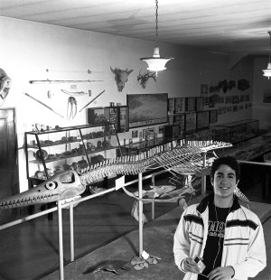 Plesiosaur-Old-Museum