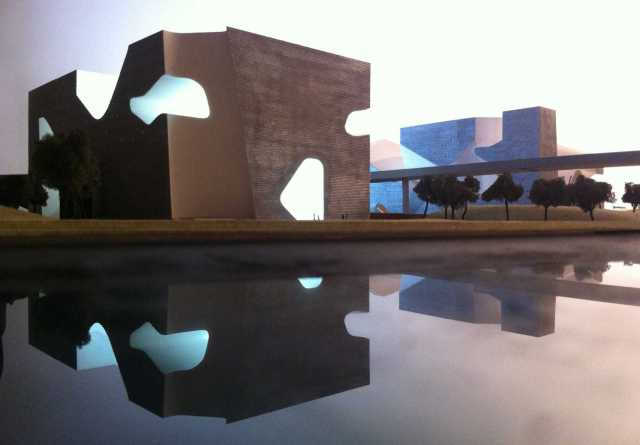 Ecology Museum and Planning Museum by Steven Holl Architects02
