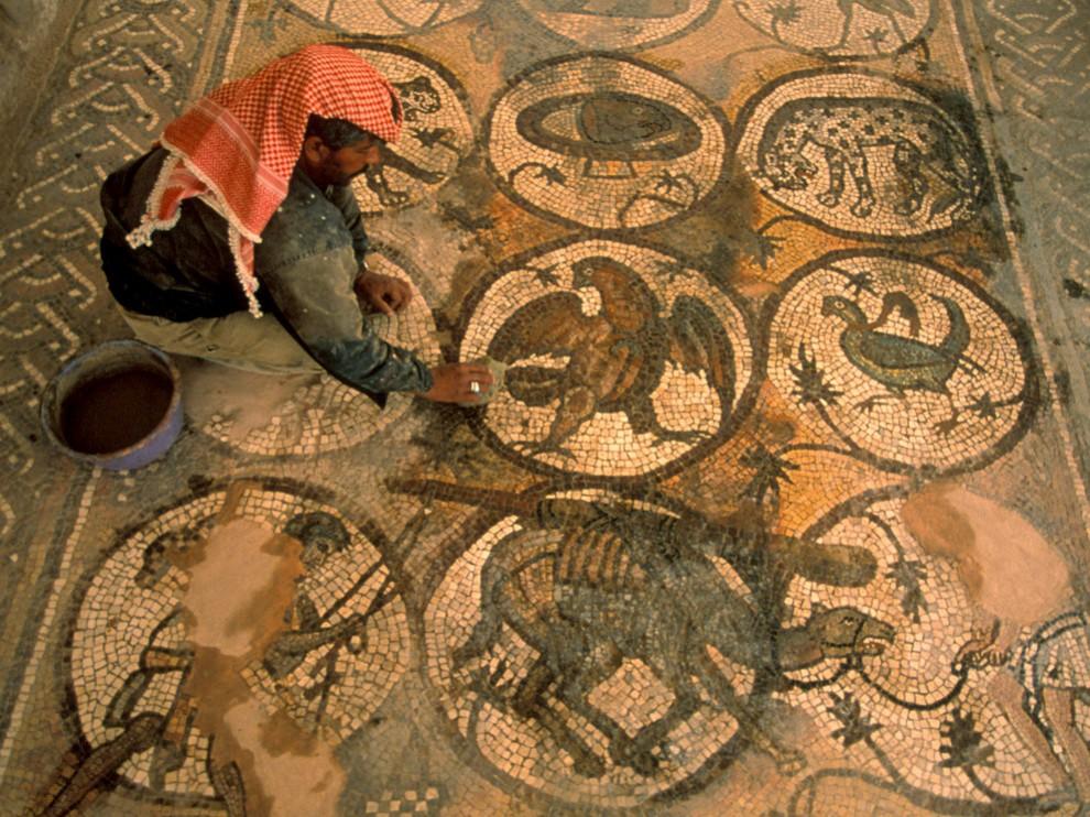 Museos de Jordania
