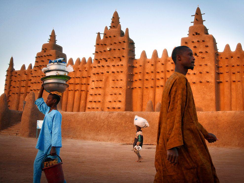 Museos en Malí